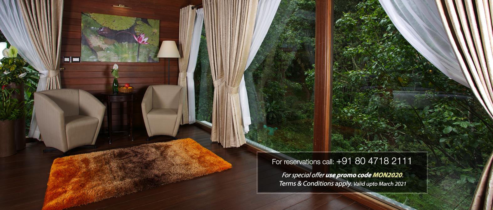 the best resort in coorg